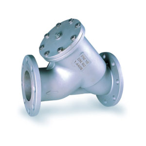 Stainless Steel Flanged Y Strainer