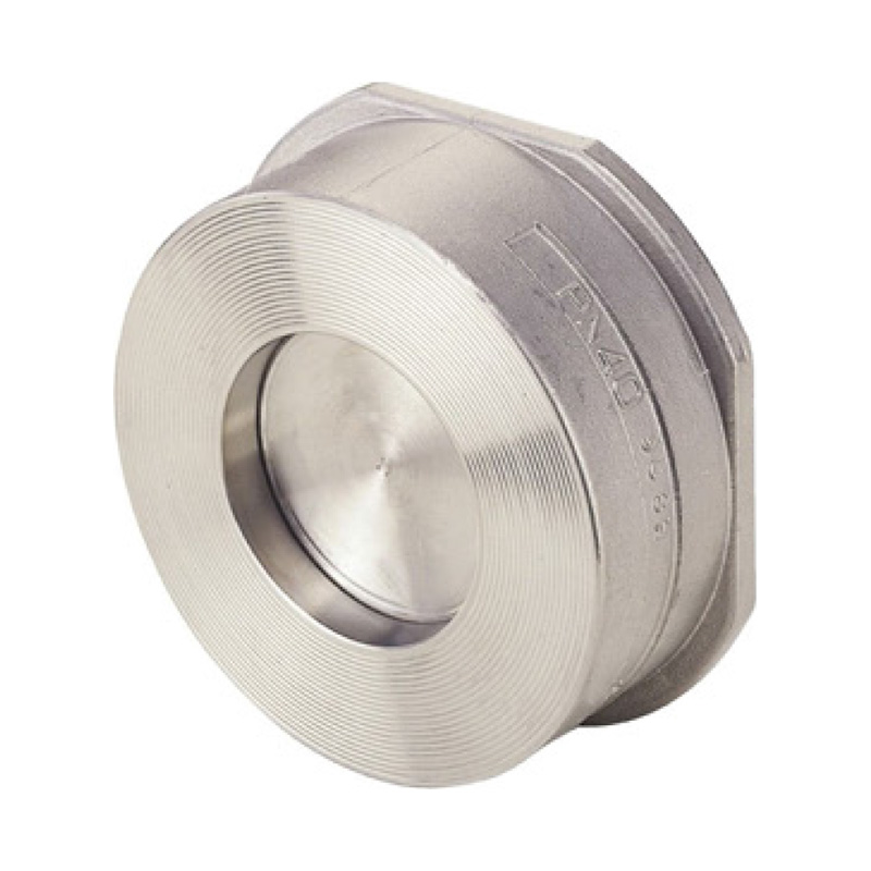 Wafer Disc Stainless Steel Check Valve
