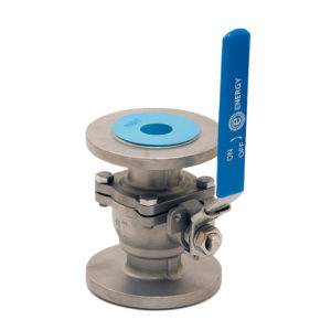 Energy Valves Flanged Class 150 Ball Valve