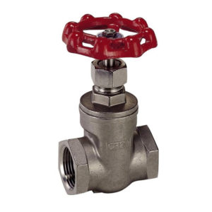 John Valve Threaded Gate Valve
