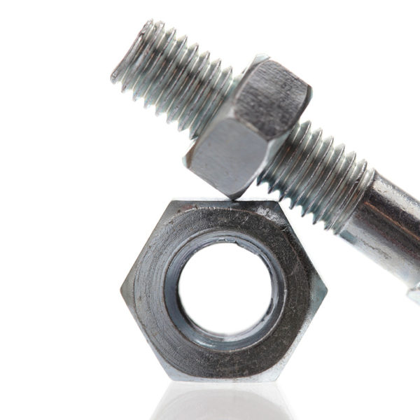 Stainless Steel Hex Heavy Nuts