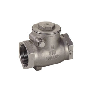Threaded Stainless Steel Check Valves