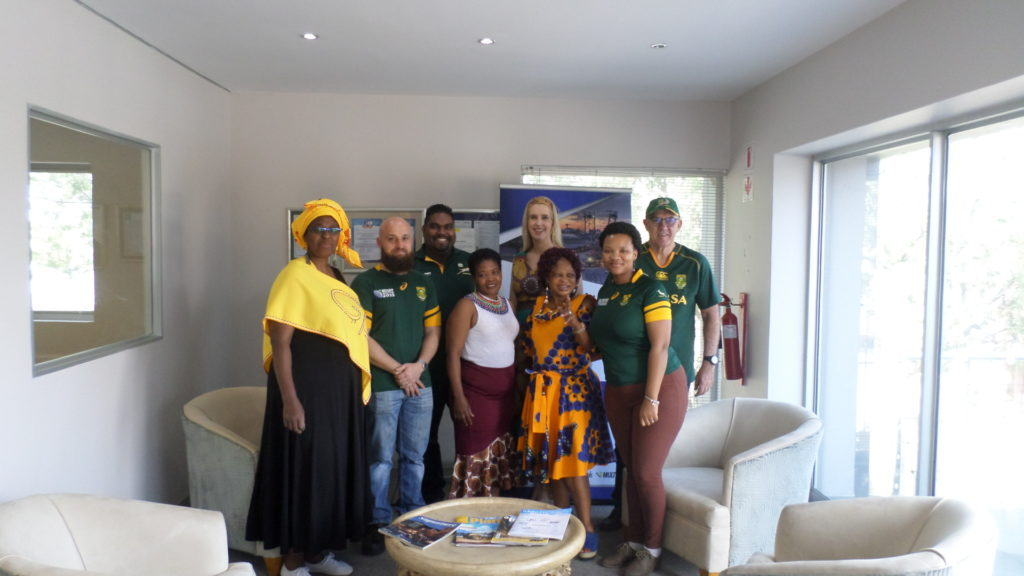 Heritage Day & Rugby World Cup 2019