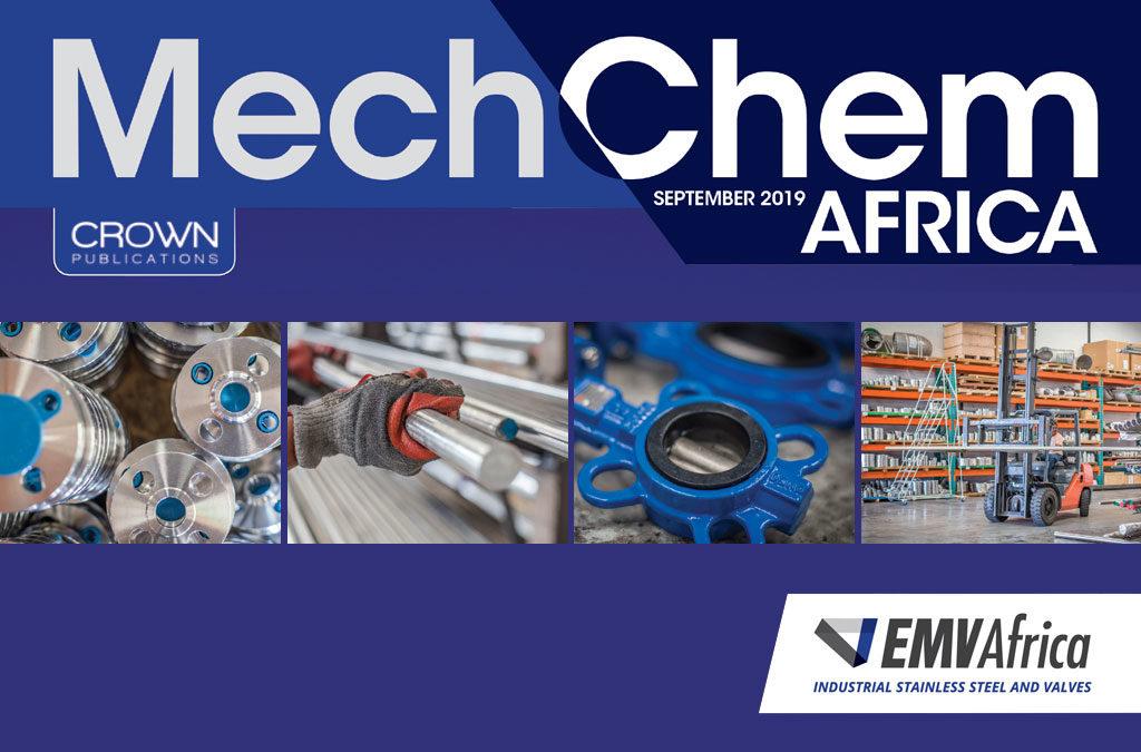 MechChem Africa - September 2019